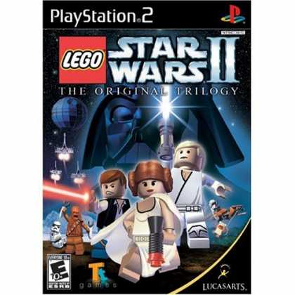 Bestselling Games (2006) - Lego Star Wars II: The Original Trilogy (PS2) - Half the Perfect World by Madele