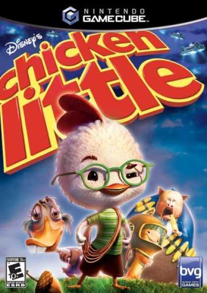 Bestselling Games (2006) - Disney's Chicken Little