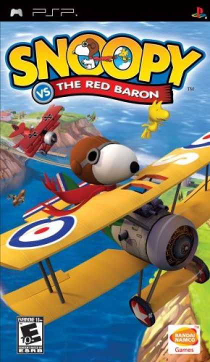 Bestselling Games (2006) - Snoopy vs. The Red Baron