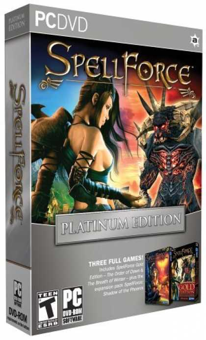 Bestselling Games (2006) - Spellforce Platinum