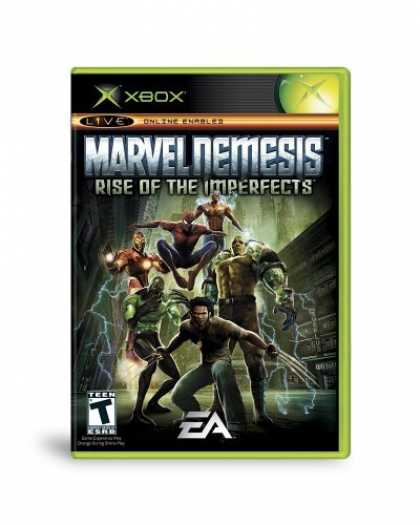 Bestselling Games (2006) - Marvel Nemesis Rise of the Imperfects