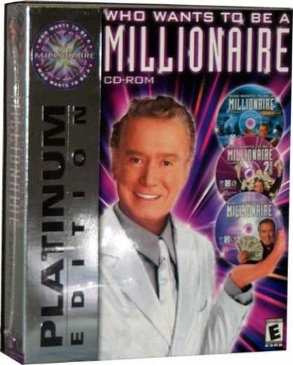 Bestselling Games (2006) - Who Wants To Be A Millionaire Platinum Edition