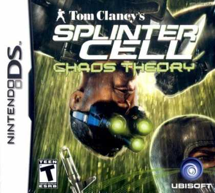 Bestselling Games (2006) - Tom Clancy's Splinter Cell Chaos Theory