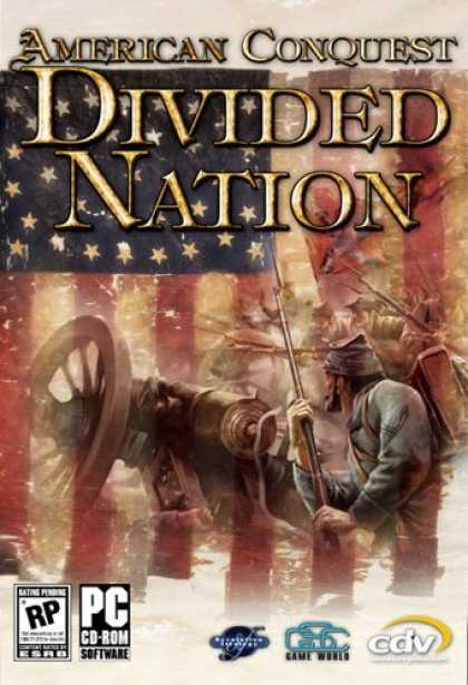 Bestselling Games (2006) - American Conquest: Divided Nation