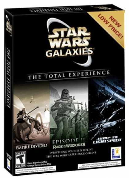 Bestselling Games (2006) - Star Wars Galaxies: The Total Experience