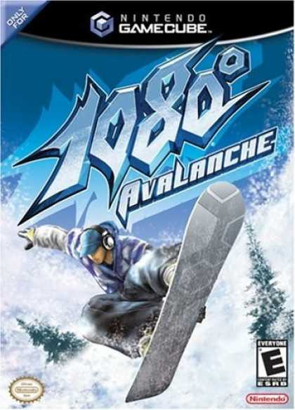 Bestselling Games (2006) - 1080 Avalanche
