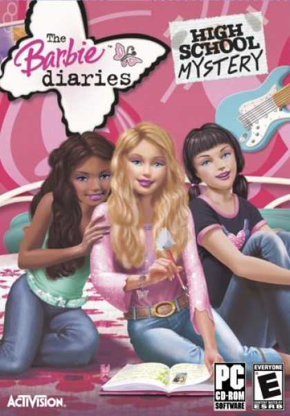 Bestselling Games (2006) - Barbie: Mystery Diaries