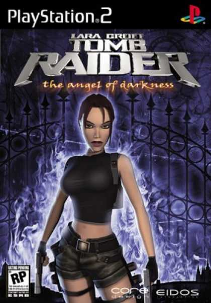 Bestselling Games (2006) - Tomb Raider Angel of Darkness