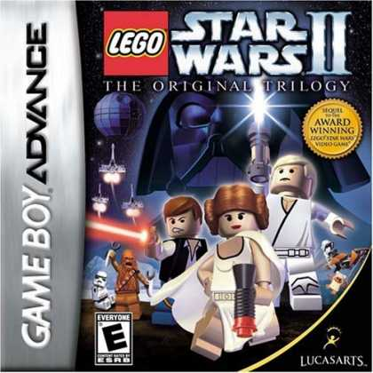 Bestselling Games (2006) - Lego Star Wars II: The Original Trilogy (GBA)