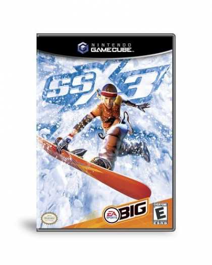 Bestselling Games (2006) - SSX 3