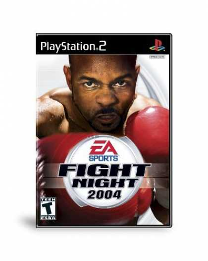 Bestselling Games (2006) - Fight Night for PlayStation 2