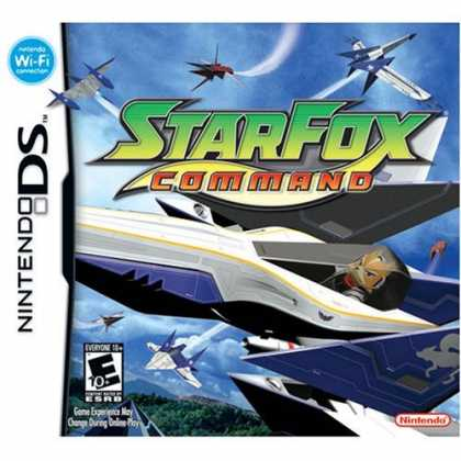 Bestselling Games (2006) - Star Fox Command