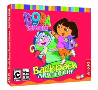 Bestselling Games (2006) - Dora the Explorer: Back Pack Adventure (Jewel Case)