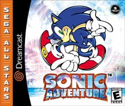 Bestselling Games (2006) - Sonic Adventure