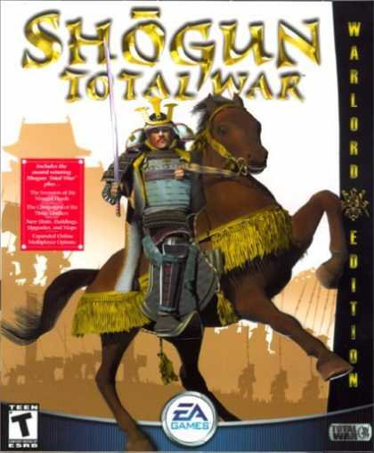 Bestselling Games (2006) - Shogun: Total War Warlord Edition