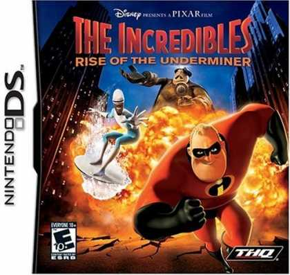 Bestselling Games (2006) - Incredibles 2: Rise of the Underminer