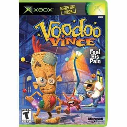 Bestselling Games (2006) - Voodoo Vince for Xbox