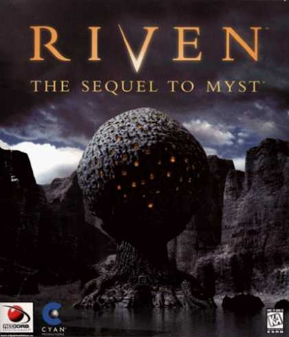 Bestselling Games (2006) - Riven: The Sequel to Myst