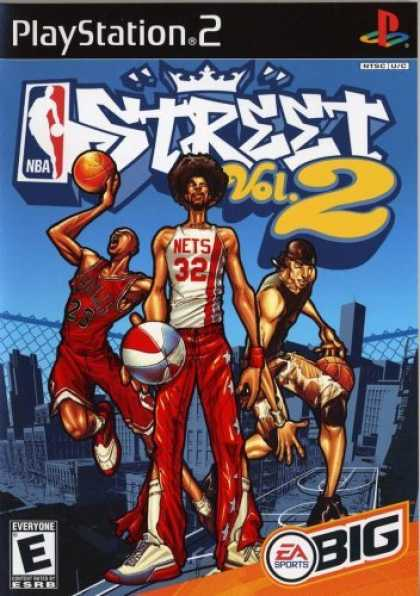 Bestselling Games (2006) - NBA Street Volume 2