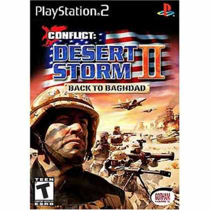 Bestselling Games (2006) - Conflict: Desert Storm II - Back To Baghdad for PlayStation 2