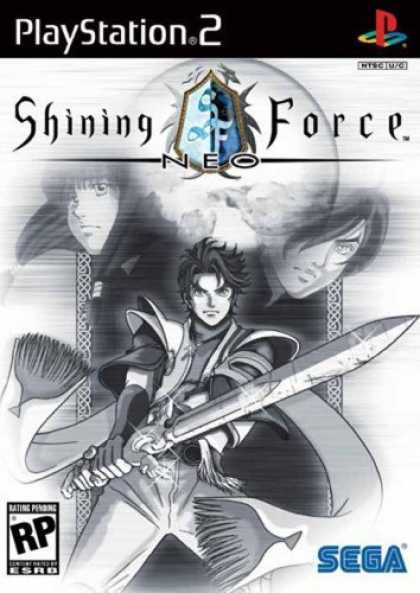 Bestselling Games (2006) - Shining Force Neo