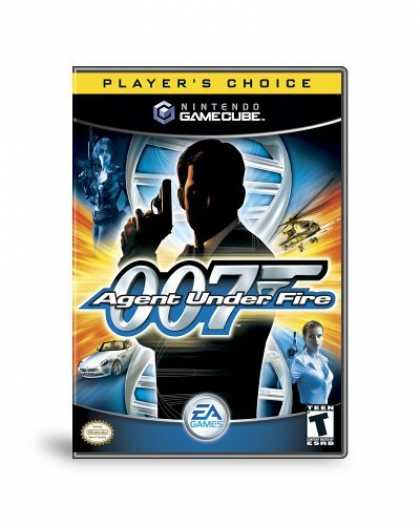 Bestselling Games (2006) - James Bond 007 Agent Under Fire