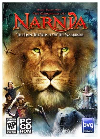Bestselling Games (2006) - Disney's the Chronicles of Narnia: the Lion, the Witch, and the Wardrobe