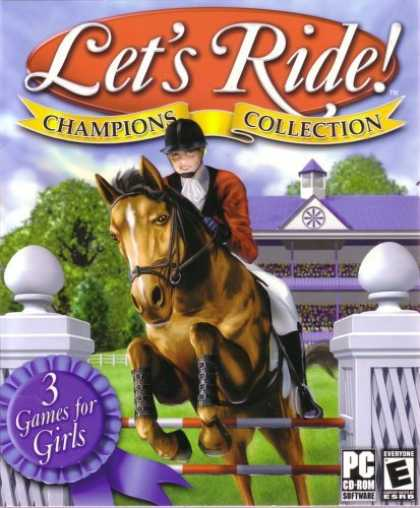 Bestselling Games (2006) - Lets Ride: Champion's Collection