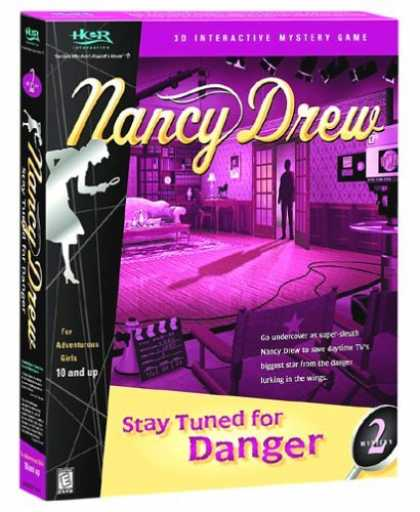 Bestselling Games (2006) - Nancy Drew: Stay Tuned for Danger