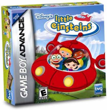 Bestselling Games (2006) - Disney's Little Einsteins