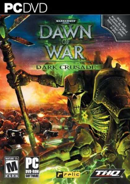 Bestselling Games (2006) - Warhammer 40K: Dawn of War Dark Crusade Expansion Pack DVD-Rom - Taking The Long