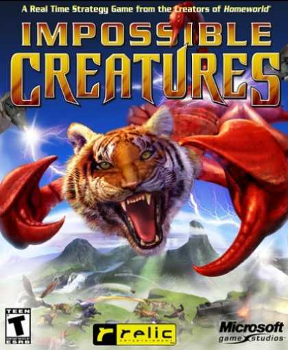 Bestselling Games (2006) - Impossible Creatures