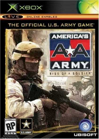 Bestselling Games (2006) - America's Army: Rise of a Soldier