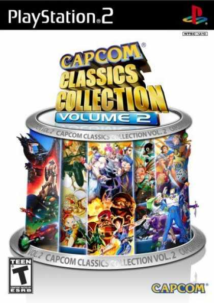Bestselling Games (2006) - Capcom Classics Collection Volume 2