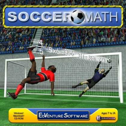 Bestselling Games (2006) - Soccer Math
