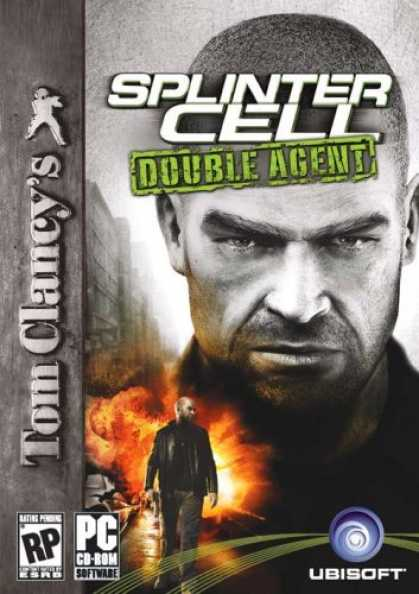 Bestselling Games (2006) - Tom Clancy's Splinter Cell: Double Agent