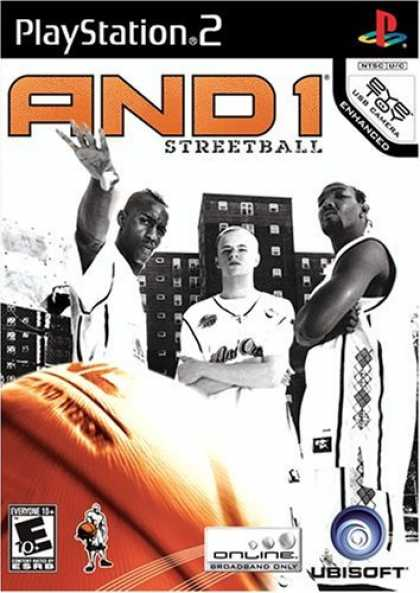 Bestselling Games (2006) - AND 1 Streetball