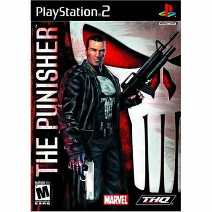 Bestselling Games (2006) - Punisher