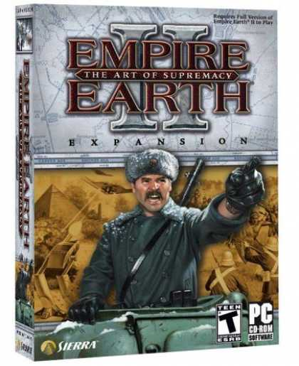 Bestselling Games (2006) - Empire Earth 2: the Art of Supremacy Expansion Pack