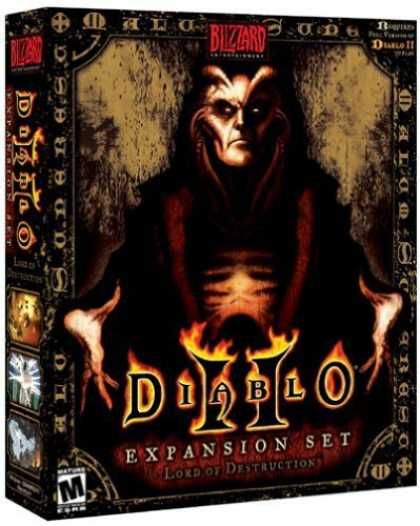 Bestselling Games (2006) - Blizzard Diablo 2: Lord Of Destruction (PC & Mac)