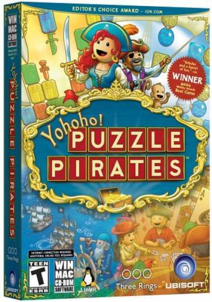 Bestselling Games (2006) - Puzzle Pirates