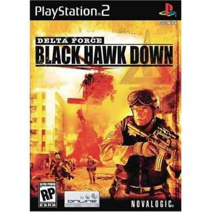 Bestselling Games (2006) - Delta Force Black Hawk Down