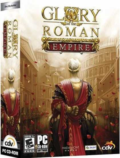 Bestselling Games (2006) - Glory of the Roman Empire