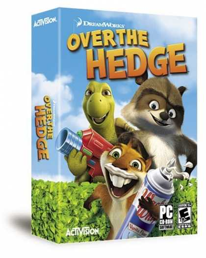Bestselling Games (2006) - Over the Hedge