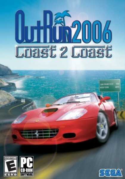 Bestselling Games (2006) - Outrun 2006: Coast to Coast