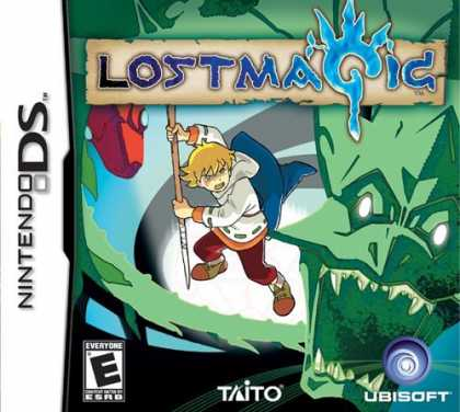 Bestselling Games (2006) - Lost Magic
