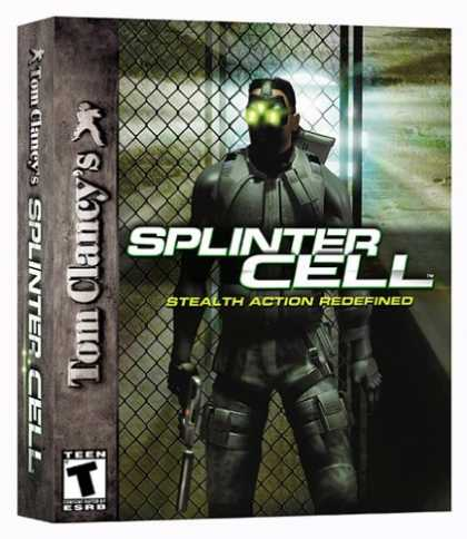 Bestselling Games (2006) - Tom Clancy's Splinter Cell