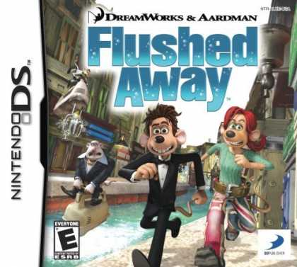 Bestselling Games (2006) - Flushed Away