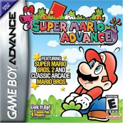 Bestselling Games (2006) - Super Mario Advance