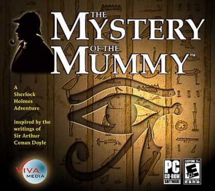 Bestselling Games (2006) - Mystery of the Mummy